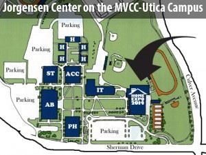 utica college campus map Utica Campus Map 1 300x225 Hbrmv utica college campus map