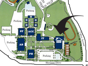 Utica-Campus-Map-2015